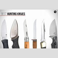 Clean Kill The 8 Best Hunting Knives  Hiconsumption