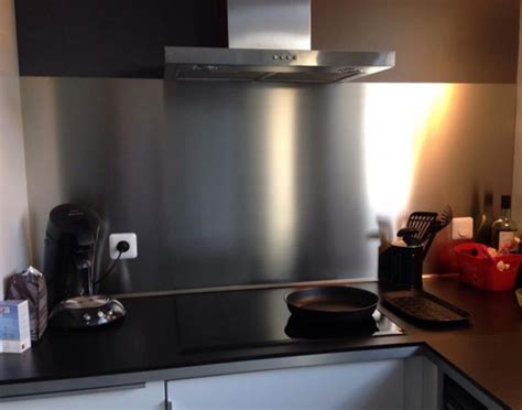 plaque mur cuisine protection mur plaque de cuisson table de cuisine
