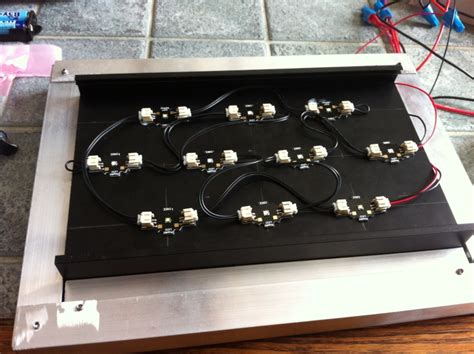 recifal tuto fabrication re led diy l 233 clairage