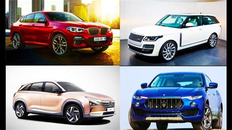 Best Luxury Suv 2019 -top 5