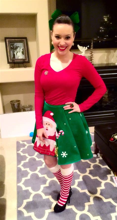christmas tree sweater costume sweater costume ideas sweater and boots 2369