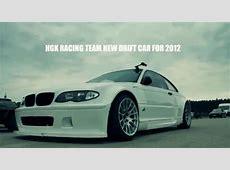 HGK BMW E46 Drift Car for 2012 season [video]