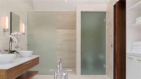 bathroom ideas interior bathroom doors with frosted