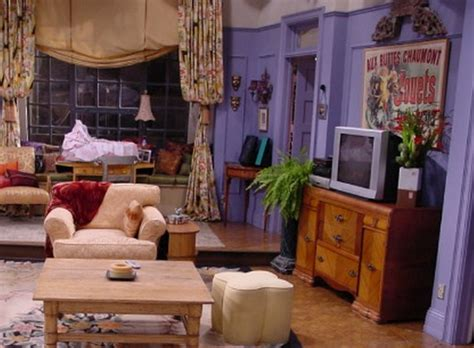 Decorate An Apartment In Friends Style Monica's