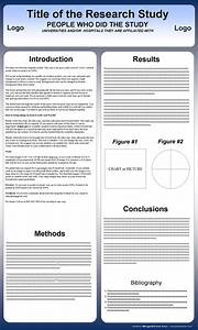 Free powerpoint scientific research poster templates for printing for Science poster template free