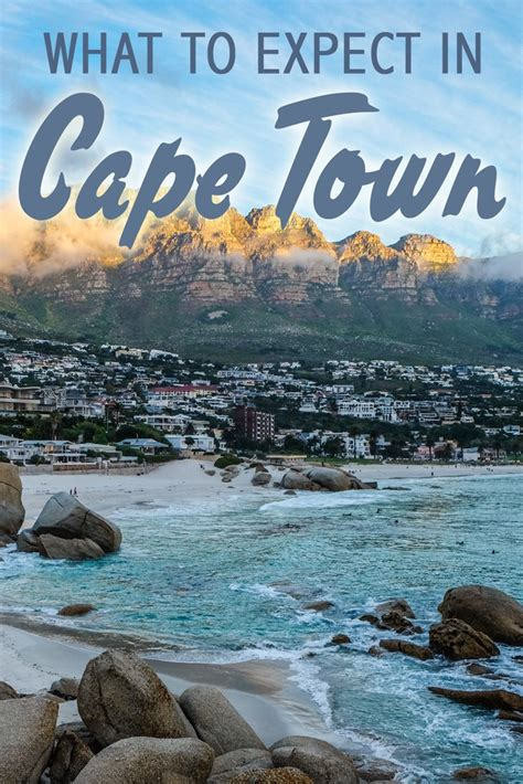 The Ultimate Cape Town Travel Guide • The Blonde Abroad