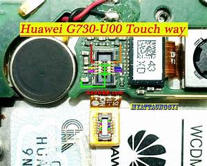 Huawei G730 Touch Screen Problem Jumper Touch Ways