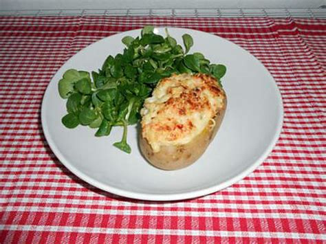 recette de pomme de terre au four au saumon fum 233 224 la