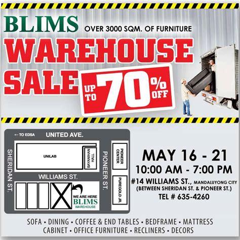 Furniture Warehouse Sale