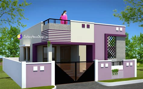 1500 sq ft house floor plans indian small house design 2 bedroom modern house plan