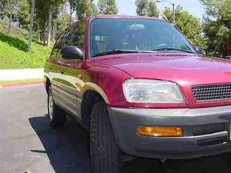 free car manuals to download 1997 toyota rav4 instrument cluster find used toyota rav4 suv 4 door awd manual original model owner since 1997 in san antonio