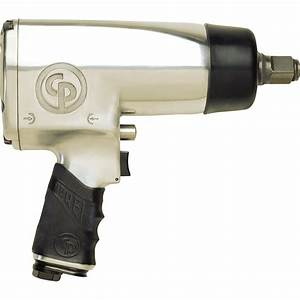 Chicago Pneumatic Air Impact Wrench  U2014 3  4in  Drive  Model