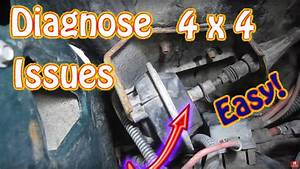 How To Diagnose And Repair Chevy Blazer And Gmc Jimmy 4wd 4x4 Issues