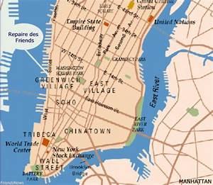 Plan De Manhattan :  ~ Melissatoandfro.com Idées de Décoration