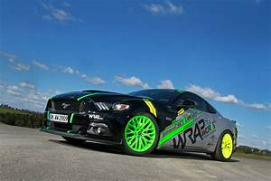 WRAPworks Reveals Ford Mustang GT