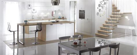 photo salon cuisine ouverte cuisine ouverte sur le salon dootdadoo com idées de