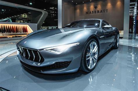 Maserati Car : Future Italian Sports Cars From Lamborghini, Maserati, And