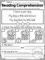 High quality images for listening comprehension worksheets for ...