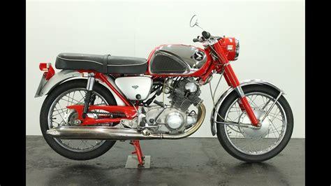 Honda Crf150l Image by Honda Cb72 1963 250cc Start Up