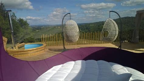 chambre bulle dans la nature air nature limousin dormir dans une bulle en corrèze