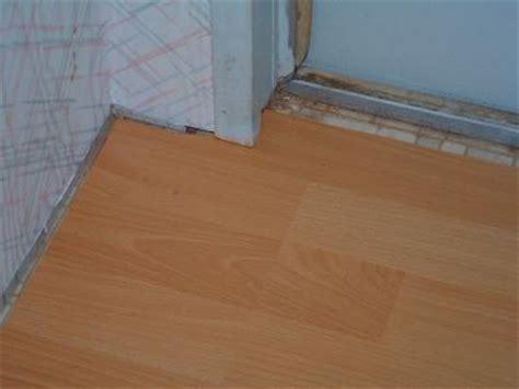 laminate flooring door jamb should door jambs be cut in a mobile home when installing a floating floor