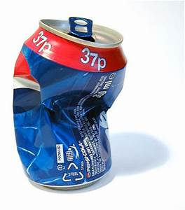Crushed Soda Can Clipart - Clipart Suggest