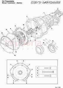 Aston Martin 698921  Bolt-m10x1 5x90 Skt Cp Hd Grd 12 9