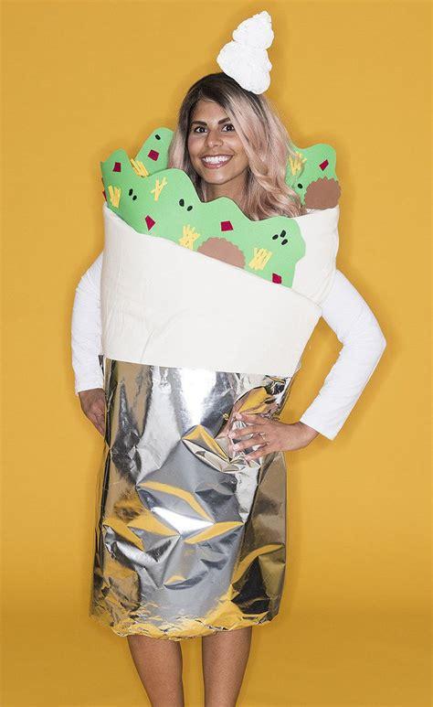 heres     comfy af burrito costume