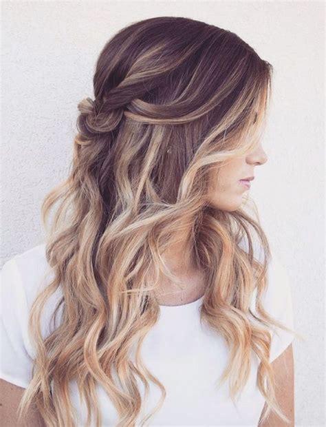 schoene abschlussball frisuren lange haare beauty
