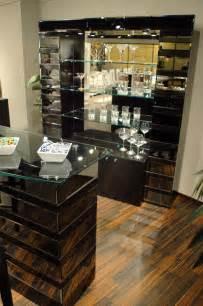 Home Mini Bar Counter Design Image