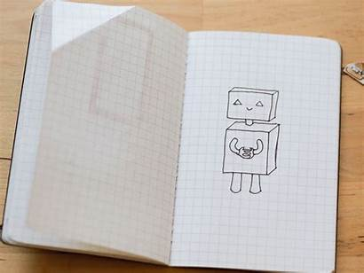 Animated Paper Gifs Notebook Resources Circuitry Demos