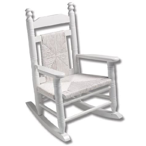child woven seat rocking chair white rocking chairs