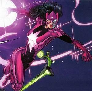 Carol Ferris' New Star Sapphire Uniform in Green Lantern ...