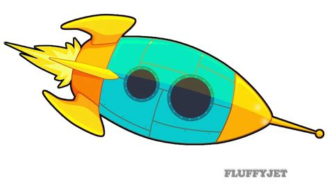 Spaceship Song For Kids