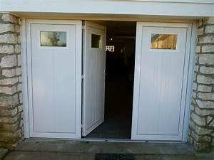 porte de garage battant ouvre portail solaire carlier With porte de garage battant alu