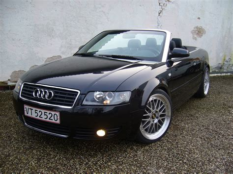 2003 Audi S4 Cabriolet Pictures Information And Specs