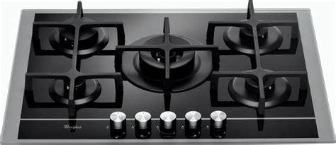 piano cottura economico piano cottura whirlpool gas 5 fuochi 75 cm gof 7523 sb