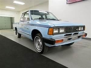 Diesel Datsun  1981 Datsun King Cab Pickup