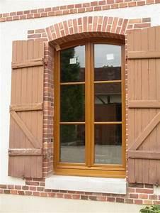 Isoler Fenetre En Bois : photos de r alisations de fen tres bois reims metz nancy ~ Premium-room.com Idées de Décoration