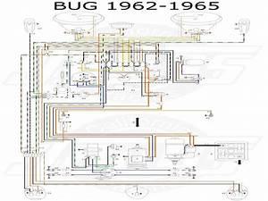 1964 Vw Bug Wiring Diagram