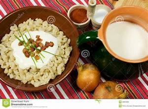 traditional slovak food stock image image of fresh