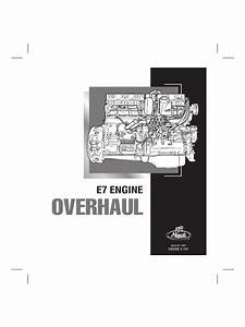 Mack E7 Pln Service Manual  5