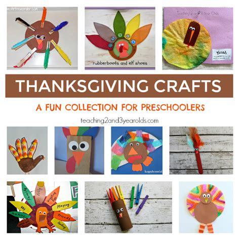 thanksgiving craft ideas for preschoolers 271 | Thanksgiving Crafts for Preschoolers