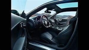 2016 Jaguar F Type S Manual Interior Driving No Engine