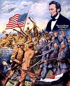 World War I and the Buffalo Soldiers - Presidio of San ...