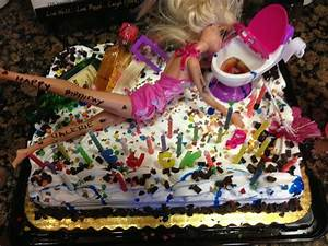 Drunk Barbie Cake | My Style | Pinterest | Barbie, Drunk ...