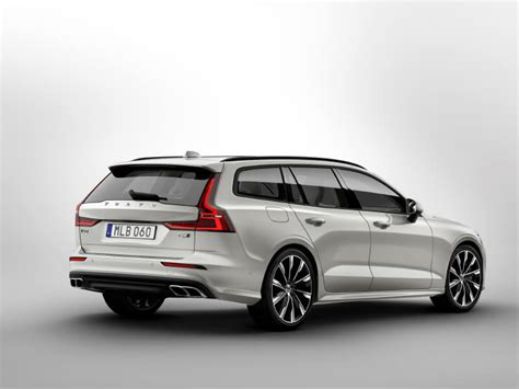 The New Volvo by The All New Volvo V60 Aaretal Garage