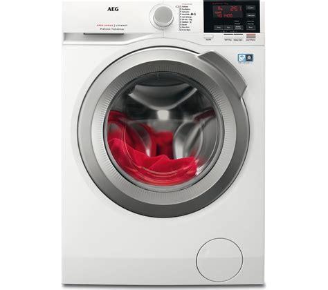Buy AEG ProSense L6FBG842R Washing Machine   White   Free