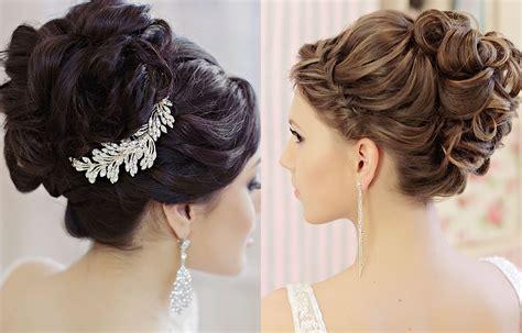 lima inspirasi wedding hairstyle  pemilik rambut