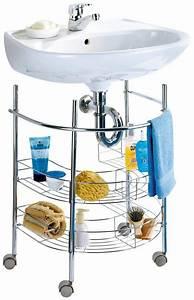 Regal Unter Waschbecken : wenko regal waschbecken unterregal online kaufen otto ~ A.2002-acura-tl-radio.info Haus und Dekorationen